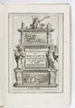 Titelblad till atlas med heliga platser ur bibeln, från 1628 - Skoklosters slott - 93241.tif