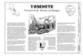 Title Sheet - Yosemite National Park Roads and Bridges, Yosemite Village, Mariposa County, CA HAER CAL,22-YOSEM,5- (sheet 1 of 19).png