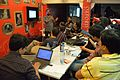 Tito Dutta - CIS-A2K Discussion - Bengali Wikipedia Meetup - Kolkata 2015-10-11 5963.JPG