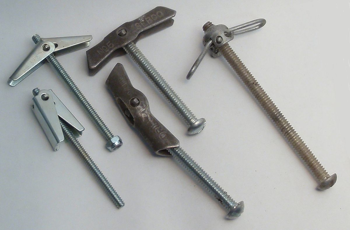 Toggle Bolt Wikipedia