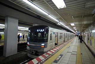 Tokyo Metro Hibiya Line Tokyo Metro line