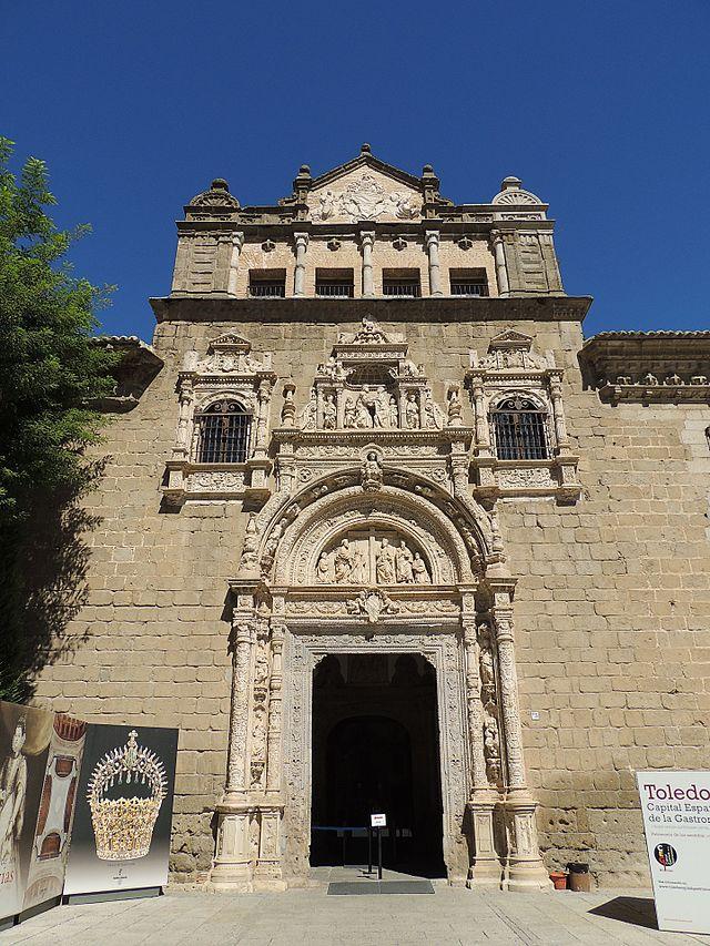 Musée Santa Cruz de Tolède