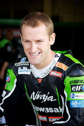 Tom Sykes - Sykes at World Superbikes, Silverstone in 2012