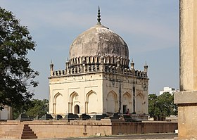 Tomb of Sultan Quli Qutb Shah 01.jpg