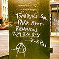 Tompkins Square Park Riot Reunion Shankbone 2012.jpg