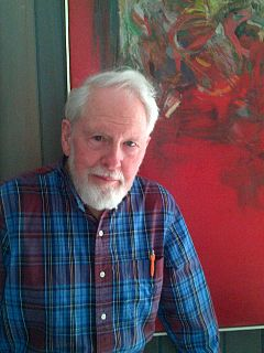 Tony Urquhart Canadian painter