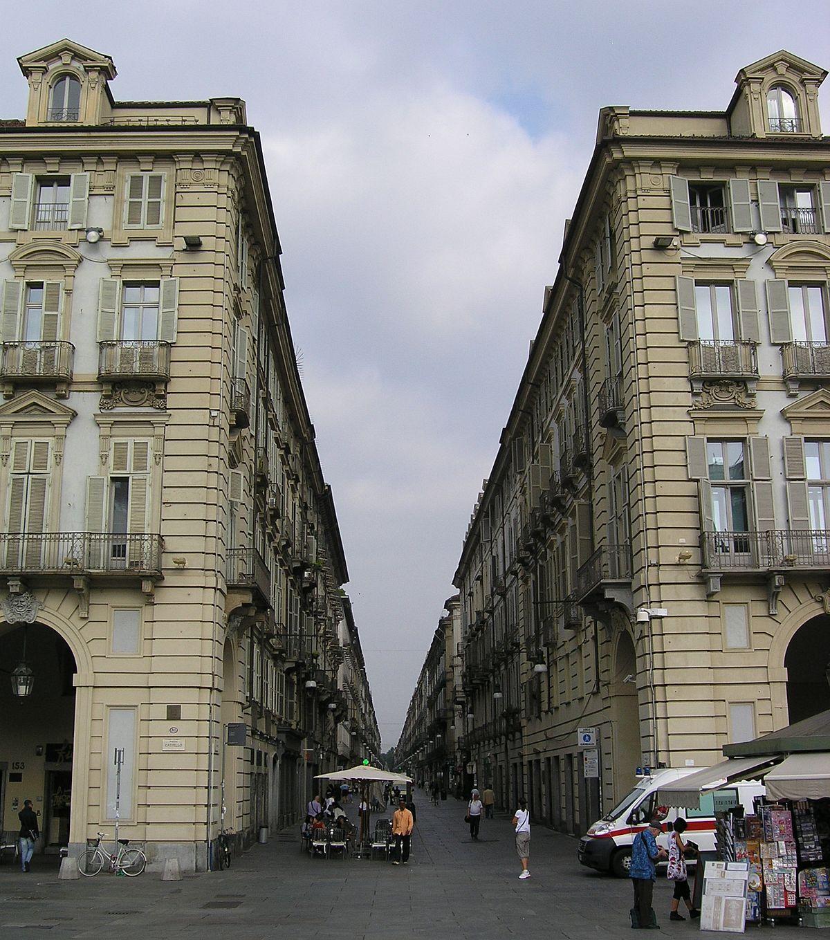 Ͽ������ Ͽ�������� Ͽ�������� Ͽ�������������� Ͽ������: Via Garibaldi (Torino)