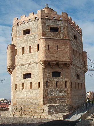 Tudela, Navarre - Monreal Tower