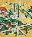 "Tosa Mitsuyoshi - ""A Lovely Garland"" (Tamakazura) - 2015.300.33a, b - Metropolitan Museum of Art.jpg"