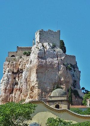 Vitrolles, Bouches-du-Rhône - Sarrasine tower