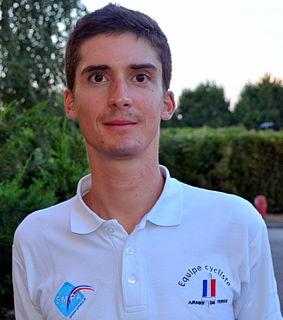 Jérôme Mainard French cyclist