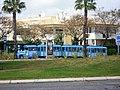 Tourist Train Avenida Infante Dom Henrique 17 March 2015 (6).JPG