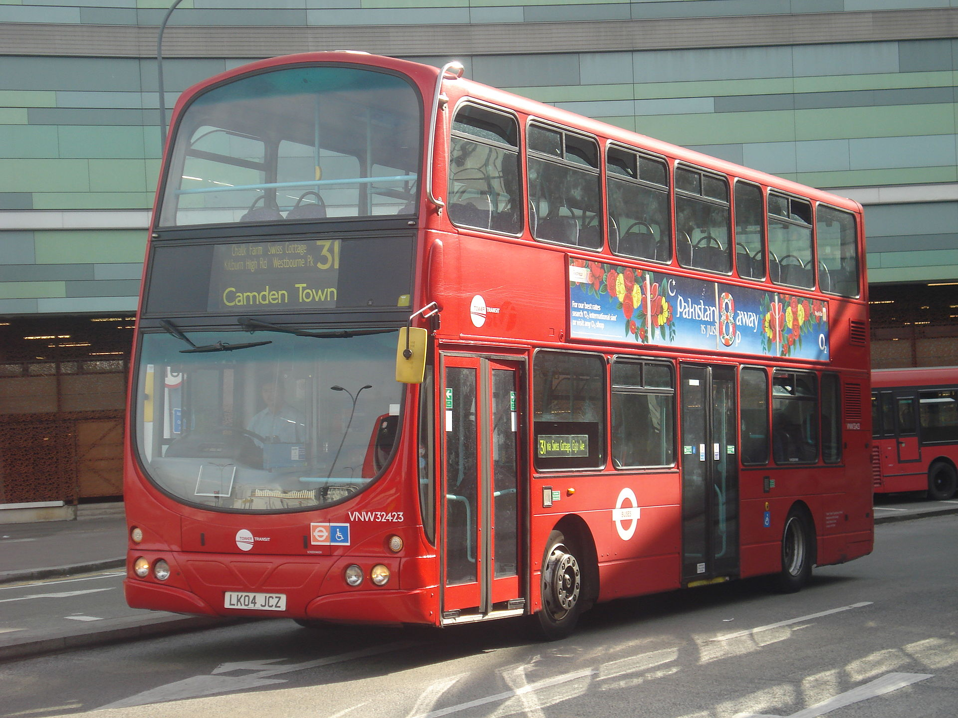 London Buses route 328 - Wikipedia |London Transit Buses