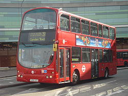 Tower Transit VNW32423 on Route 31, White City.jpg