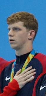 Townley Haas American swimmer