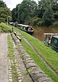Towpath access - geograph.org.uk - 952100.jpg