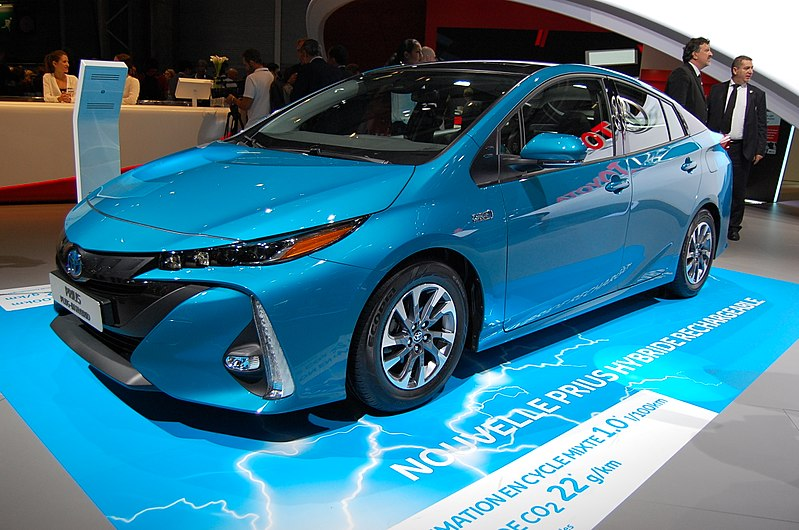 Image result for Toyota Prius Prime