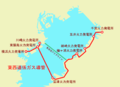 Tozairenkei gas pipeline.png