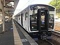 Train of Kashii Line at Kashii Station 12.jpg