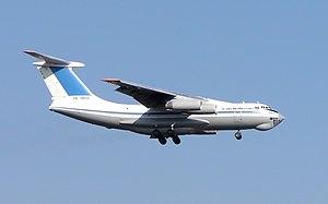 TransAVIAexport Airlines - Ilyushin Il-76TD