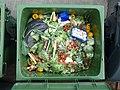 Treasure trove of wasted food.JPG