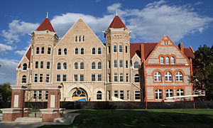 Johnson & Wales University - Centennial Hall on the Denver campus