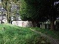 Treffgarne churchyard - geograph.org.uk - 1015538.jpg