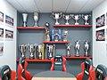 Trentino Volley - Sala dei trofei - Coppe.jpg