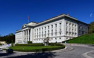 Federal Supreme Court of Switzerland Supreme court of Switzerland