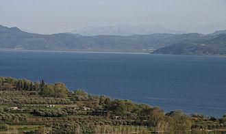 Aetolia-Acarnania - Trichonida lake