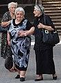 Trio of Elderly Women in Plaza - Gyumri - Armenia (18677561274).jpg