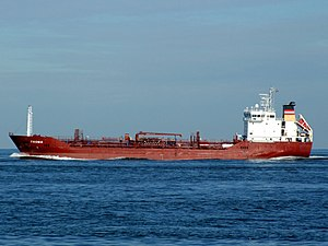 Troma p2 leaving Port of Rotterdam, Holland 21-Feb-2005.jpg