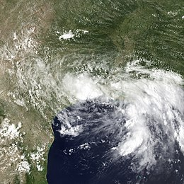 Tropical Storm Dean Jul 30 1995 2031Z.jpg