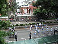 Tsim Sha Tsui - 2008 Summer Olympics torch relay in Hong Kong - 2008-05-02 10h38m10s SN207070.jpg