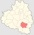 Tulskaya oblast Volovsky rayon.png