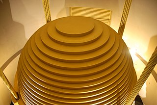 Tuned mass damper Device designed to reduce vibrations in structures