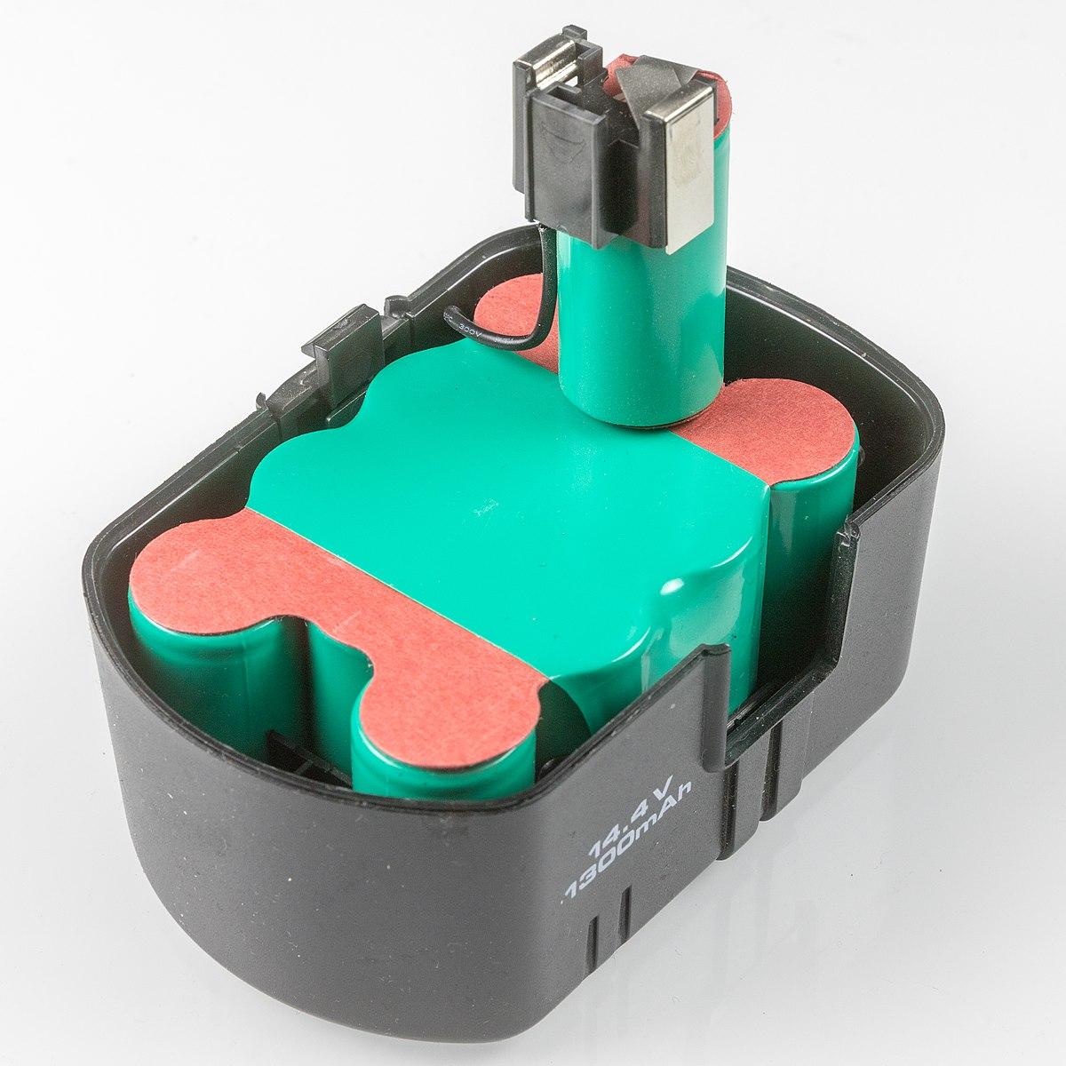 Batterie D Accumulateurs Wikip 233 Dia