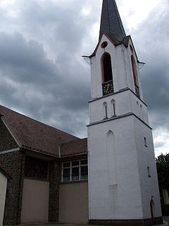 Turm St. Anna Hellenthal (Eifel)