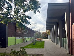 Turnhallen in Hamburg-Marienthal (Gym und STS)