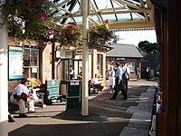 Tywyn Wharf station.jpg