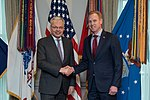 U.S. Acting Secretary of Defense meets with Belgian Minister of Defence 190221-D-SV709-338.jpg
