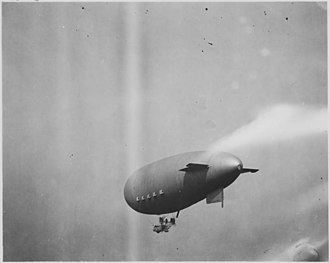 D-class blimp - NAVY D-2