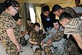 U.S. service members share Medical First Responder course with Mongolian counterparts 120814-Z-MZ867-042.jpg
