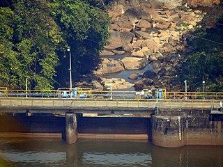 Laxapana Dam Dam in LaxapanaCentral Province