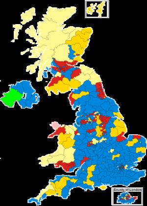 1922年英國大選- 维基百科,自由的百科全书