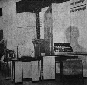 UMC (computer) - UMC-1