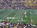 UMass vs. Michigan football 2012 11 (UMass on offense).jpg