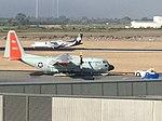 USAF LC-130 76-3301 at CHC (16387518639).jpg