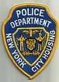 USA - NEW YORK - Police department New York city housing.jpg