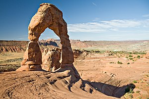 300px USA 10400 Arches National Park Luca Galuzzi 2007 Creationists Prediction: Erosion is Too Fast for Long Ages